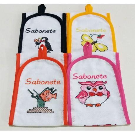 Porta Sabonete